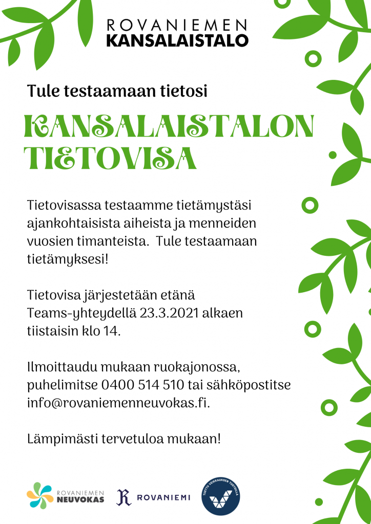 Live Green Campaign Poster (2)